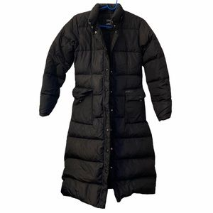 On & On Off Pistes Trend down puffer long coat